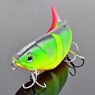 お買い得  釣り用アクセサリー-1 個 ハードベイト ミノウ ルアー ミノウ ハードベイト 硬質プラスチック 海釣り 川釣り