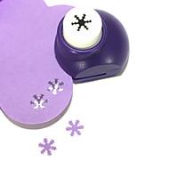 preiswerte Schreibwaren-Minihandwerksdurchschlag (Schneeflocke)