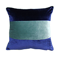 "billige -18 ""Square Modern Striped Polyester Pillow Cover"