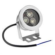 9W 수중 조명 3 고성능 LED 800 lm 차가운 화이트 방수 AC 12 V