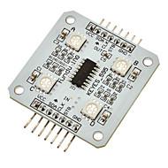 RGB 4 SMD 5050 SPIは(Arduinoのために)のための光モジュールを導いた