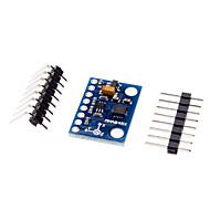 お買い得  Arduino 用アクセサリー-用mma8452 3軸三軸デジタル加速度センサーモジュール(Arduinoのための)