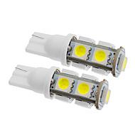 Недорогие Внешние огни для авто-SO.K T10 Автомобиль Лампы SMD LED 350 lm Внешние осветительные приборы For Универсальный