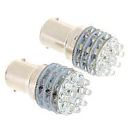 Недорогие Внешние огни для авто-BA15S (1156) Автомобиль Лампы 100-200 lm Светодиодная лампа Лампа поворотного сигнала For Универсальный