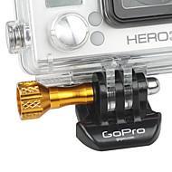 お買い得  スポーツカメラ & GoPro 用アクセサリー-アクセサリー ねじ 高品質 ために アクションカメラ Gopro 5 Gopro 3 Gopro 3+ Sport DV アルミニウム合金