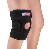preiswerte -Sport Leg Knie Patella Unterstützung Klammer wrap Beschützer Pad Sleeve - Free Size