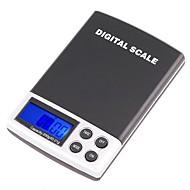 200g x 0.01g Mini Digital Jewelry Pocket GRAM Scale LCD