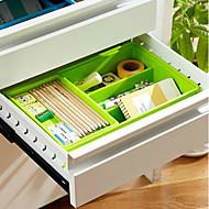 abordables Almacenamiento de escritorio-Bandeja de almacenamiento Solid Multifuncional Rectangular Moderno