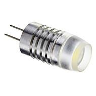 G4 LED-spotlampen LED-bollampen 1PCS COB 120lm lm Koel wit 6000K K DC 12 V