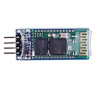 4-Pin Junta módulo Bluetooth con Cable - azul + blanco