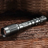 LED Flashlights / Torch 1800 lm Mode Cree XM-L2 T6 Multifunction