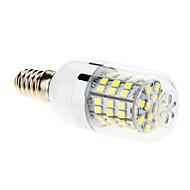 お買い得  LED スポットライト-7W E14 LEDコーン型電球 T 60 SMD 2835 550-680 lm クールホワイト 交流220から240 V