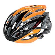 저렴한 -FJQXZ 여성용 남성용 남여 공용 자전거 헬멧 26 통풍구 싸이클링 도로 사이클링 사이클링 원 사이즈 PC EPS