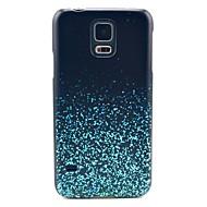 Для Кейс для  Samsung Galaxy С узором Кейс для Задняя крышка Кейс для Сияние и блеск PC Samsung S5