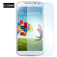 お買い得  Samsung 用スクリーンプロテクター-スクリーンプロテクター のために Samsung Galaxy S4 強化ガラス スクリーンプロテクター