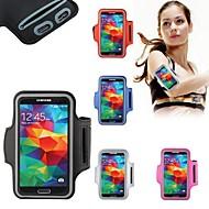 Ochronna Siłownia Jogging Sport Armband skrzynki Samsung Galaxy S5 i9600 (różne kolory)