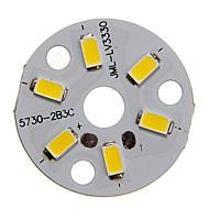 abordables 50% de DESCUENTO y Más-SMD 5730 250-300 lm 12 V Chip LED Aluminio 3 W