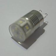 cheap -YouOKLight 300 lm G9 LED Corn Lights T 11 leds SMD Decorative Warm White AC 85-265V