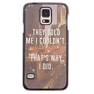 Why I Did Aluminium Hard Case for Samsung Galaxy S5 I9600 Galaxy S Series Cases / Covers