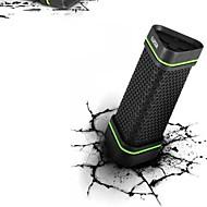EARSON ER-151 Outdoor Stereo impermeável à prova de poeira anti-risco Shockproof Bluetooth 2.0 Speaker