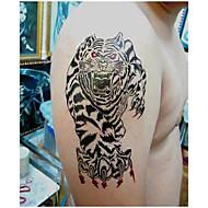 abordables Tatuajes Temporales-#(1) Los tatuajes temporales Impermeable Papel Tatuajes Adhesivos / Modelo / Waterproof