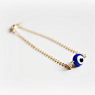 Shixin® Fashion Eye Shape Blue Resin Charm Bracelets(1 Pc)