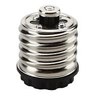tanie Gwinty do lamp-E40 do E27 Lekkie gniazdo PBT (politereftalan butylenu) 110-240V