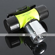 3 LED Flashlights / Torch LED 1000 lm 3 Mode Cree XM-L T6 Waterproof Camping/Hiking/Caving Everyday Use Diving/Boating Police/Military