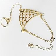 Napi - Gyűrű karkötők ( Ötvözet )