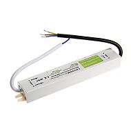 1.67a 20w DC 12V til AC 90-250V vandtæt jern elektronisk LED driver