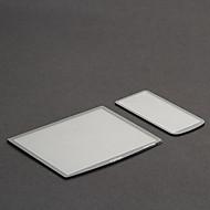 fotga® D300 / D300S profesional pro vidrio óptico Protector de pantalla