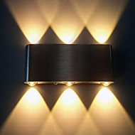 abordables Luces de Pared-BriLight Moderno / Contemporáneo Metal Luz de pared 90-240V 1w