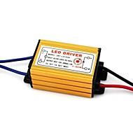 olcso LED meghajtó-ac 100-240v - dc 2-13v (1-3) x1w vezetett vezető mennyezeti transzformátor tápegység