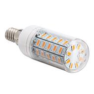 お買い得  LED コーン型電球-4W 360 lm E14 E26/E27 LEDコーン型電球 48 LEDの SMD 5730 温白色 クールホワイト AC 220-240V