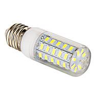 abordables EU Almacén-3.5W 300-350lm E26 / E27 Bombillas LED de Mazorca T 48 Cuentas LED SMD 5730 Blanco Natural 220-240V