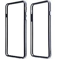 Недорогие Кейсы для iPhone 8-Кейс для Назначение iPhone 6s Plus iPhone 6 Plus Apple iPhone 8 iPhone 8 Plus iPhone 6 Plus Бампер Твердый ПК для iPhone 8 Pluss iPhone 8