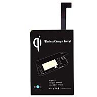 Qi langattoman latauksen vastaanotin Samsung Galaxy Huom4 n9100 (musta)