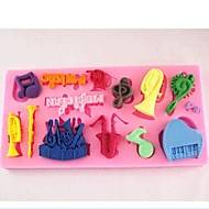 cheap Kitchen & Dining-Novelty For Chocolate For Cake Silicone Cake Molds