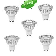 お買い得  LED スポットライト-720 lm GU10 LEDスポットライト MR16 1 LEDビーズ COB 調光可能 温白色 220-240 V / RoHs / CE