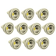 GU5.3(MR16) Spot LED MR16 1 diodes électroluminescentes COB Intensité Réglable Blanc Chaud Blanc Froid 270-300lm 2800-3000/6000-6500K DC