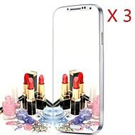 Зеркало экрана протектор для Samsung Galaxy S4 i9500 (3шт)