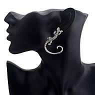 お買い得  -女性用 耳の袖口 - イミテーションダイヤモンド ぜいたく, 欧風 用途 パーティー / 日常 / カジュアル