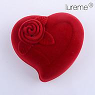 levne -Růže Pouzdra na šperky - Moderní Červená 5.5 cm 4 cm 4 cm / Dámské