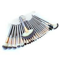 お買い得  -24個 メイクブラシ プロ ブラシセット ナイロン製ブラシ / 他のブラシ ソフト