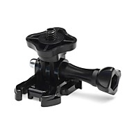 Gimbal Mount / Holder For Action Camera Gopro 6 Gopro 5 Gopro 4 Gopro 3+ Gopro 2 Sports DV SJ4000 Universal Auto Military Snowmobiling