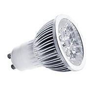 お買い得  LED スポットライト-3000-3500/6000-6500 lm GU10 LEDスポットライト MR16 1 LEDの ハイパワーLED 温白色 クールホワイト AC85-265V
