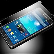 お買い得  Samsung 用スクリーンプロテクター-スクリーンプロテクター Samsung Galaxy のために Note 3 強化ガラス スクリーンプロテクター ブルーライトカット