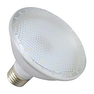 お買い得  LED スポットライト-防水PAR38の15ワットE27 36チップ3020 1300-1450lm白い暖かい白はスポットライトランプAC 110  -  220V凸面鏡を主導
