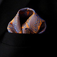 cheap -Men's Party / Basic Necktie - Color Block / Paisley Basic