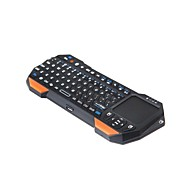 IS11-BT05 Mini Wireless Bluetooth Keyboard 77-key with Built-in Touchpad for Bluetooth Devices